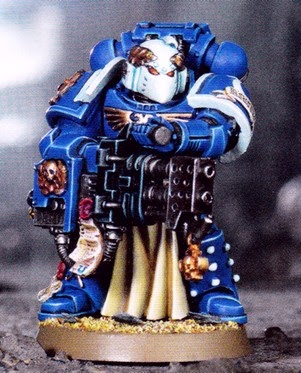 New Space Marine Sternguard Heavy Flamer